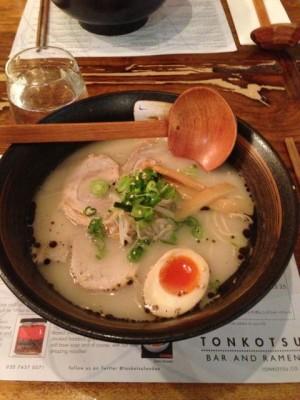 Tonkotsu Soho – Tonkotsu Ramen