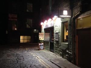 Hakataya / Tan's- Edinburgh