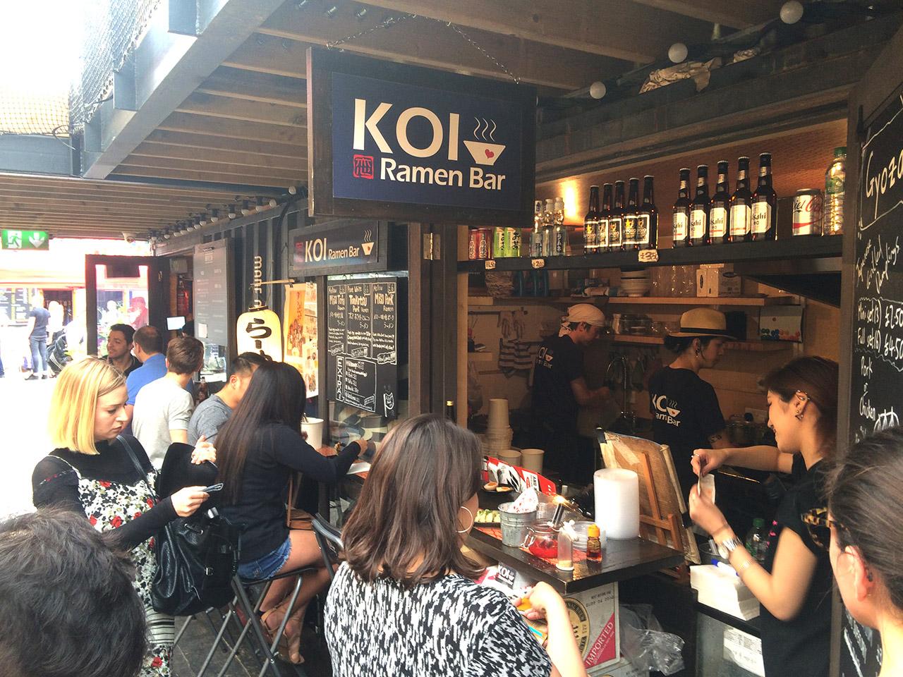 Koi Ramen Bar Brixton